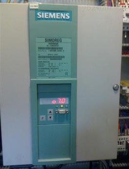 西门子直流控制器F042和F048编码器故障