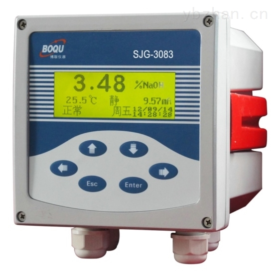 SJG-2083在线酸浓度计,盐酸浓度计,盐度计