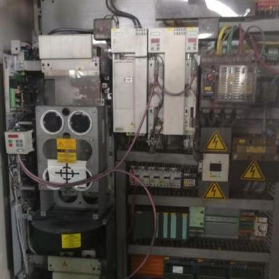 西门子变频器6SE70故障过载当天修复解决