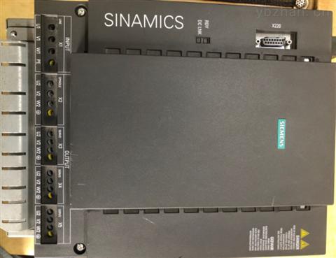 西门子加工中心伺服器报警-数控修复过十年