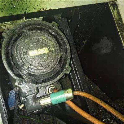 当天修好插齿机西门子系统报25000编码器硬件出错