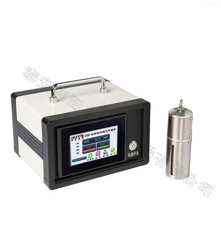 标准电动通风干湿表使用