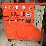高性能SF6气体抽真空充气装置