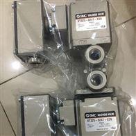 VP742-4DD1-04B导式SMC3通电磁阀安装步骤