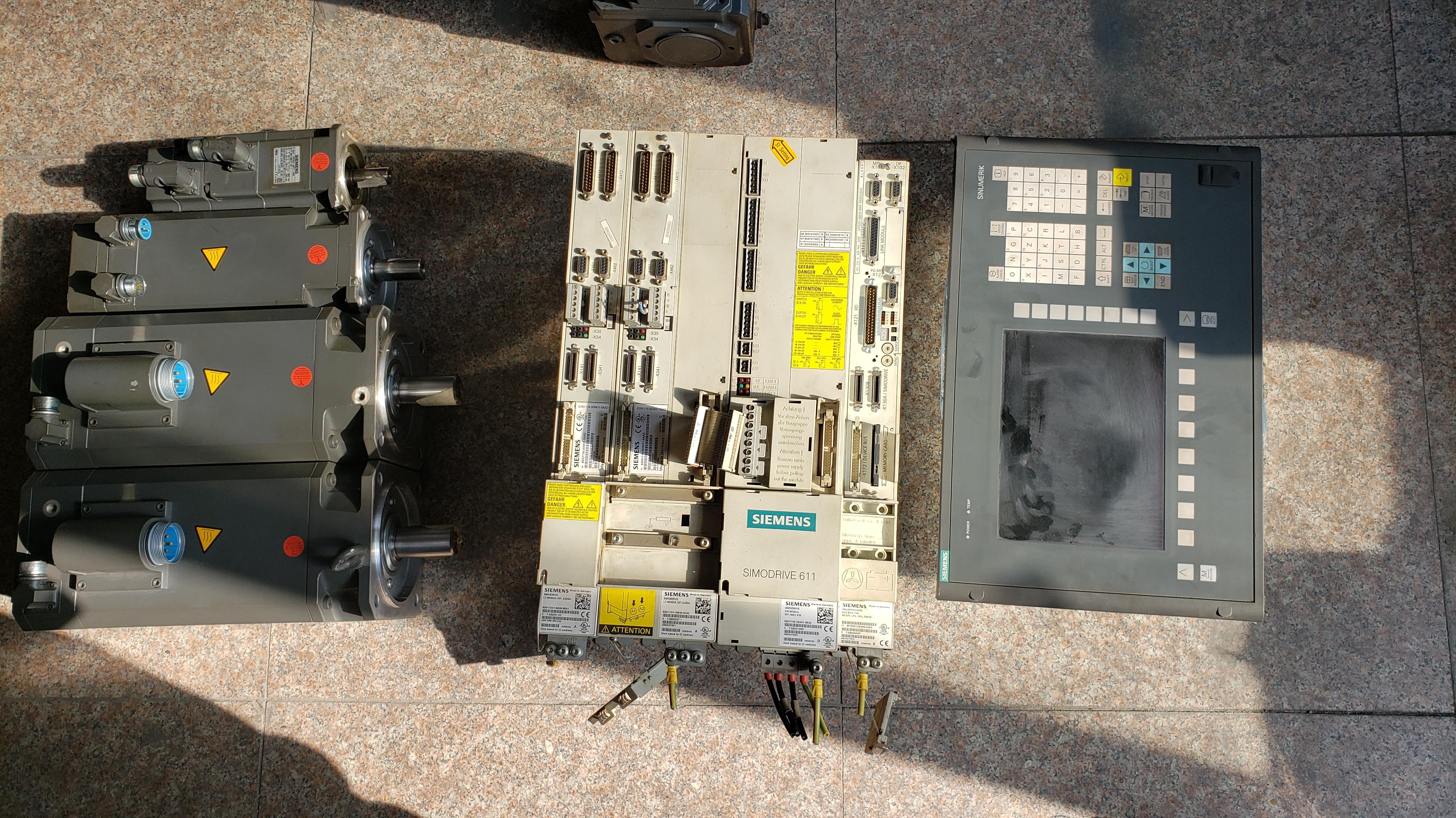 全国西门子数控电机进油当天检测维修