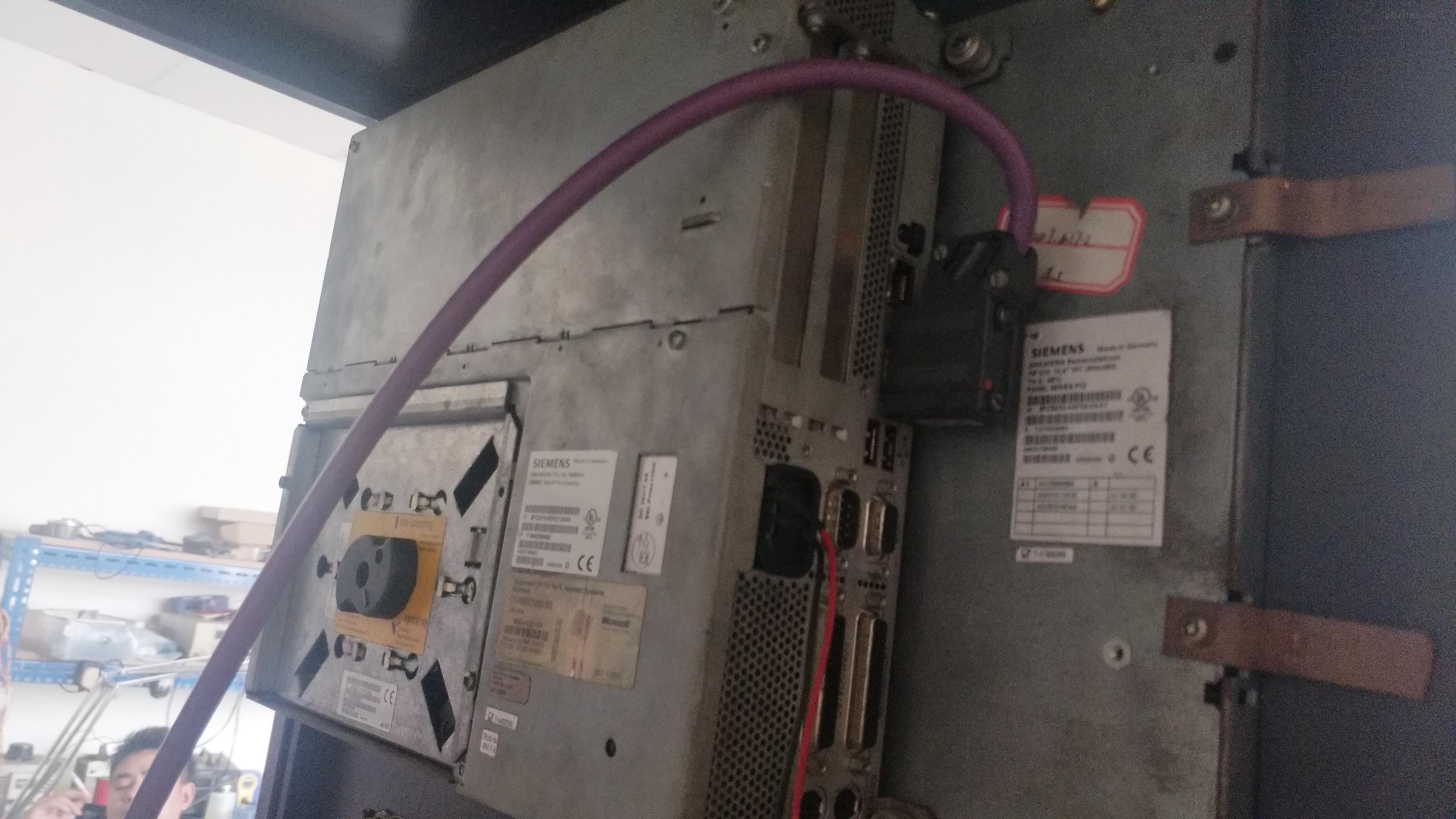浙江西门子伺服电机进水当天检测维修
