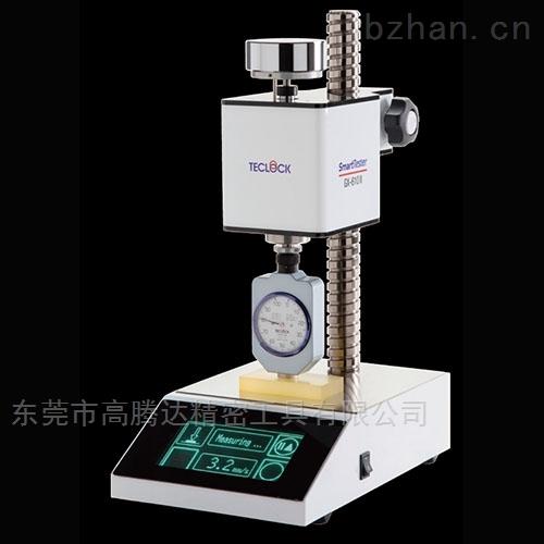 日本TECLOCK得乐自动型橡胶硬度计测式台