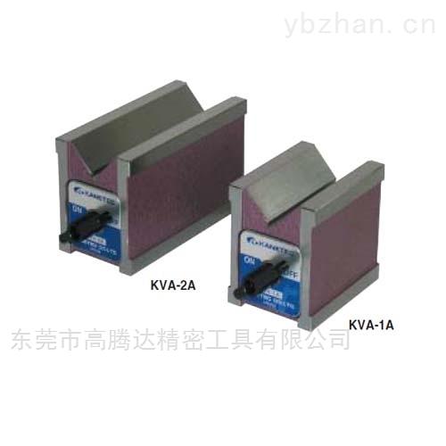 日本KANETEC强力牌V型槽磁性座