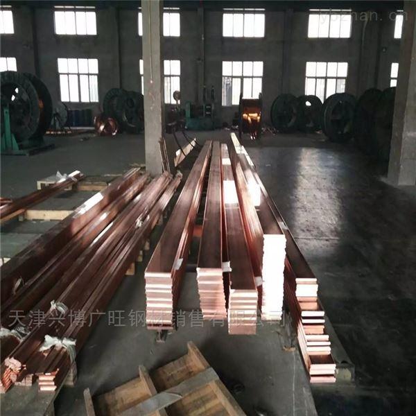工业接地铜排3x30 4x40导电专用