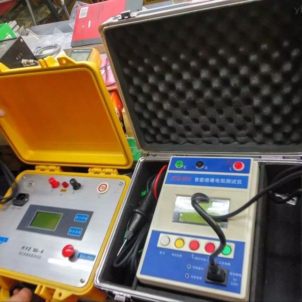 上海绝缘电阻测试仪参数