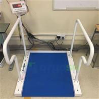 SCS凯士进口透析轮椅电子秤