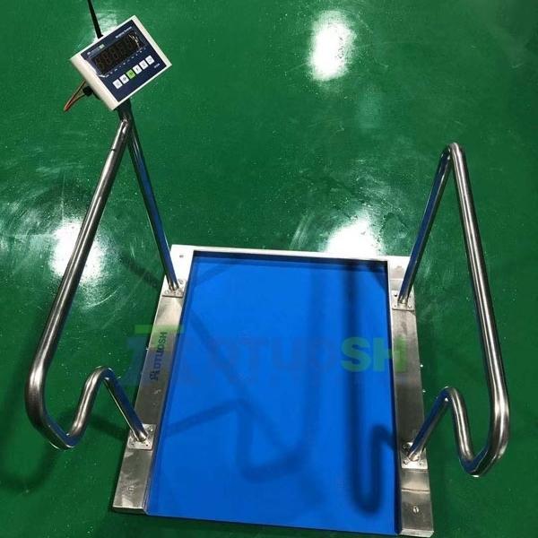 300公斤国产透析轮椅电子秤
