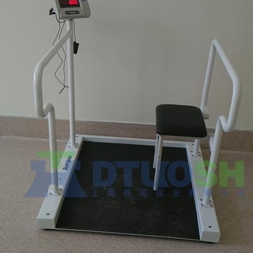 不锈钢轮椅电子体重秤