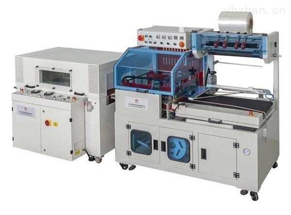 pe膜热收缩热封膜全自动塑封机L-450包装机