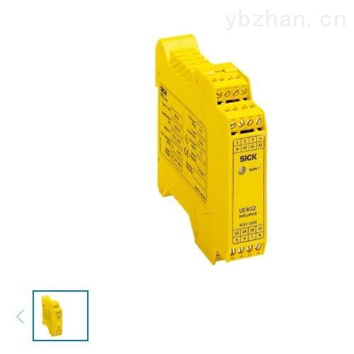 西克SICK安全继电器材质说明