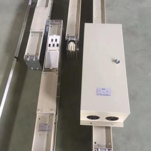 低压500A封闭式母线槽