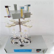 GGC-400水质硫化物酸化吹气仪