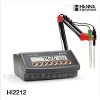 HI2212实验室台式微电脑pH/ORP/温度测定仪