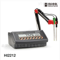 HI2212C实验室台式微电脑pH/ORP/温度测定仪