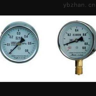 YTN-150耐震压力表制造商
