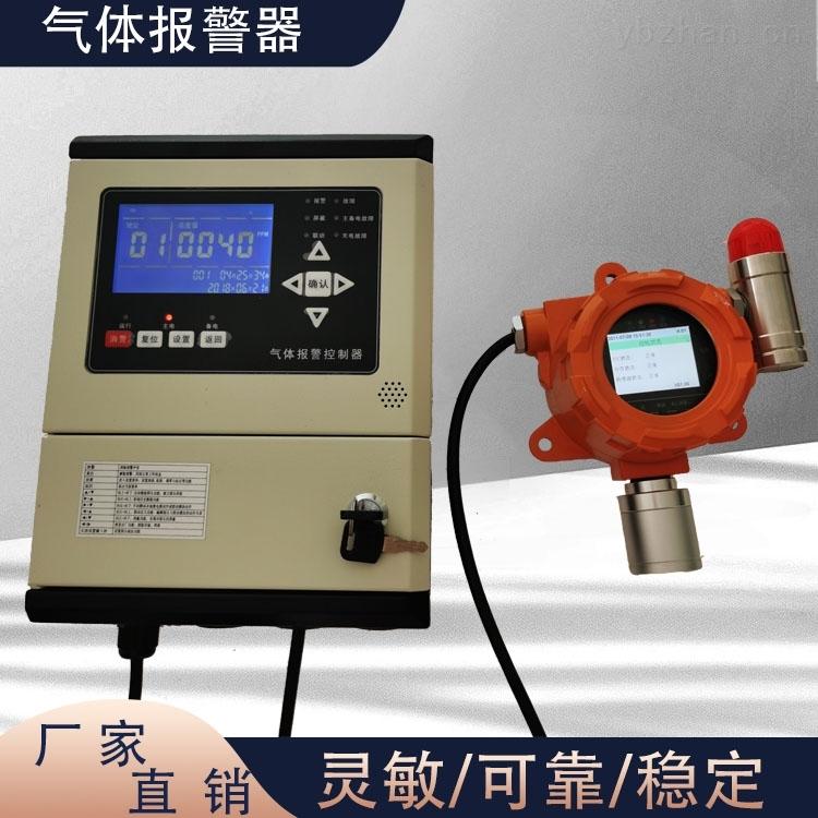 GDS可燃有毒有害气体探测报警系统