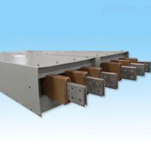 浇筑式防水母线槽操作特点