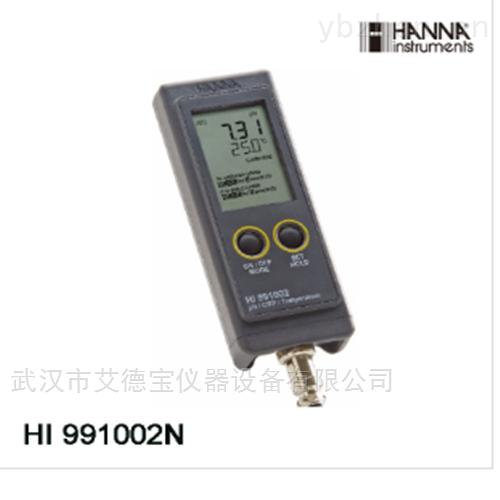 防水便携式pH/ORP/温度测定仪