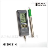 HI99131D防水型便携式电镀槽pH/温度测定仪