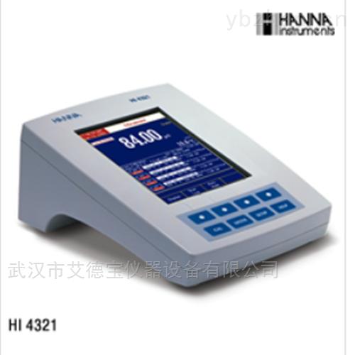 彩屏实验室台式EC/TDS/NaCI/温度测定仪