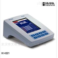 HI4321彩屏实验室台式EC/TDS/NaCI/温度测定仪