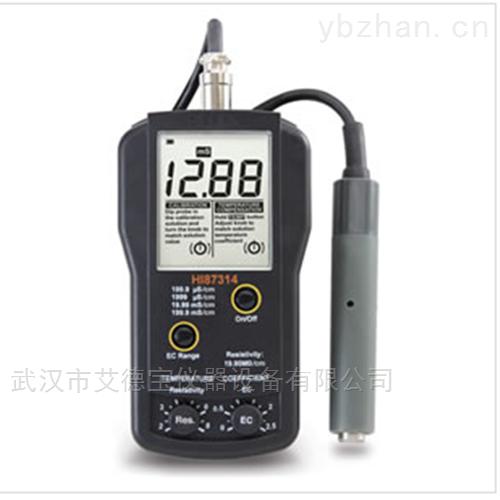 便携式电导率/电阻率测定仪