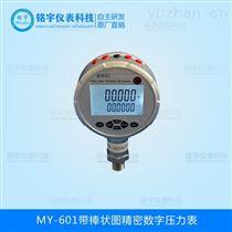 MY-601精密數顯電子式標準壓力表大氣壓測量儀