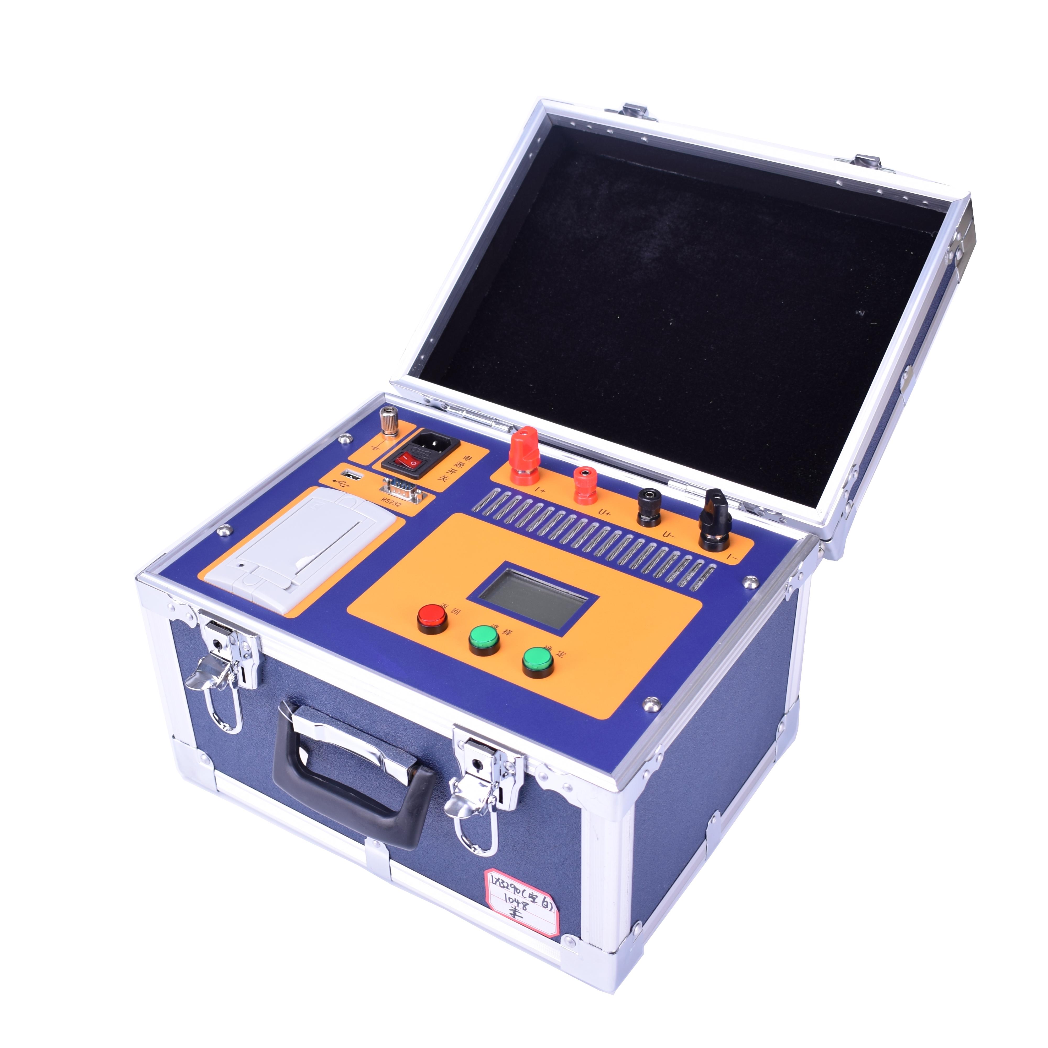 回路电阻测试仪100A
