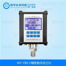 智能精密数字压力表带RS232通讯接口