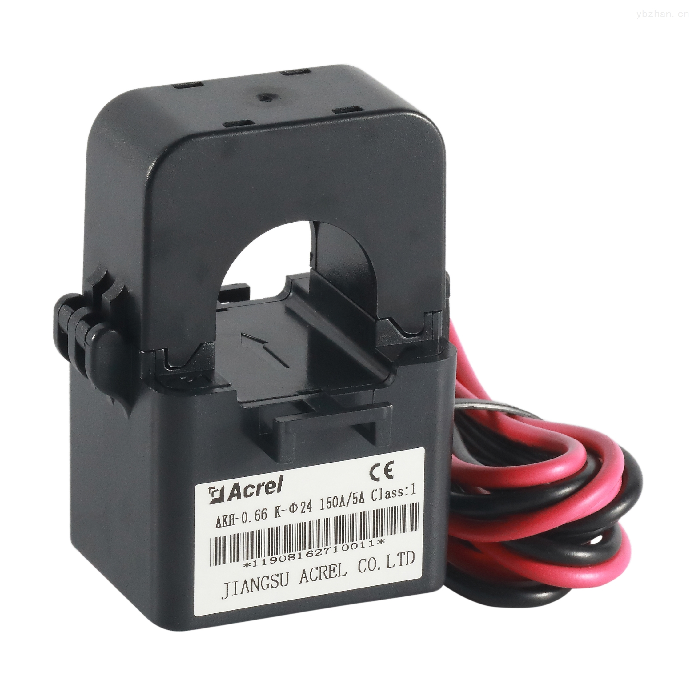 无需拆一次母线带电操作开口式电流互感器