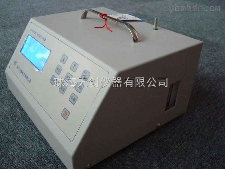 CJ-HLC300双通道台式空气尘埃粒子计数器