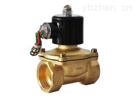 2W-400-40JF液体水气油电磁阀