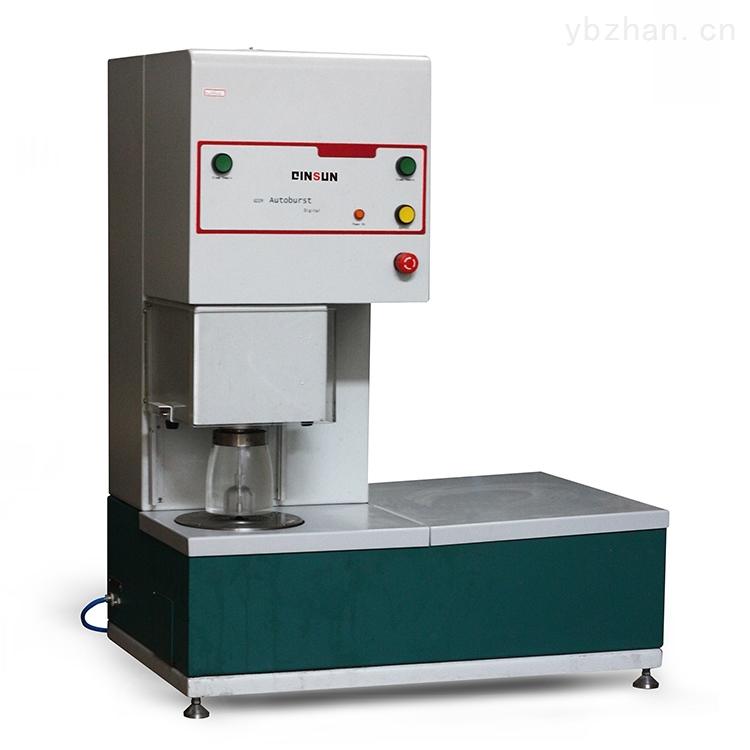 全自动耐破测试仪/破强度纺织机