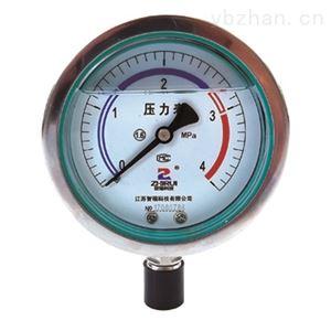 HVZR不锈钢耐震压力表