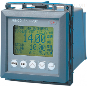 6309PDTF  工業酸度/溶解氧/溫度控制器