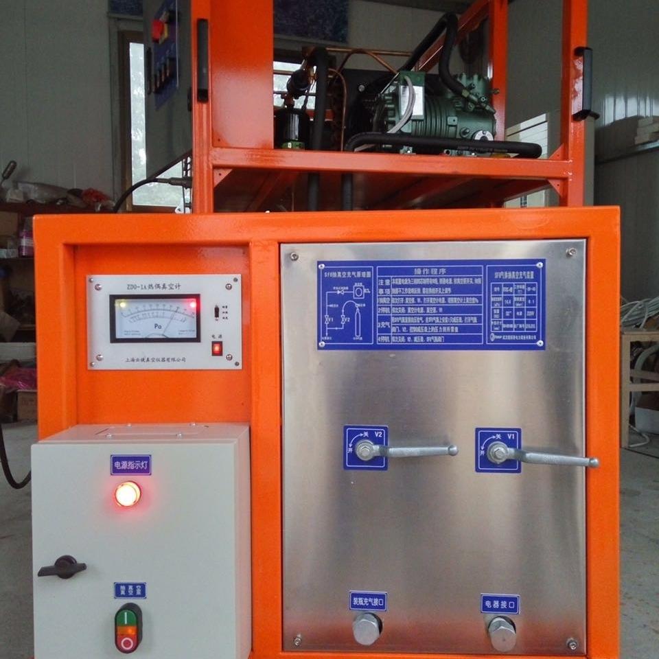 电力SF6气体回收装置厂家