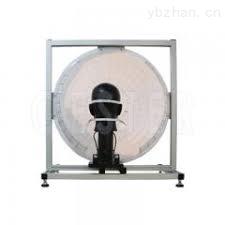 纺织面罩下方视野计/面罩视野测视仪