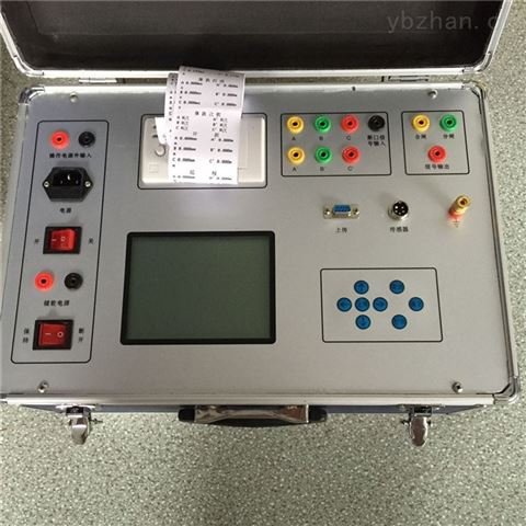 一体式断路器开关特性测试仪