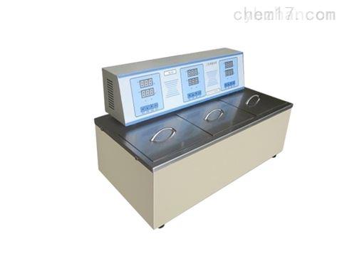 三孔三温恒温油槽