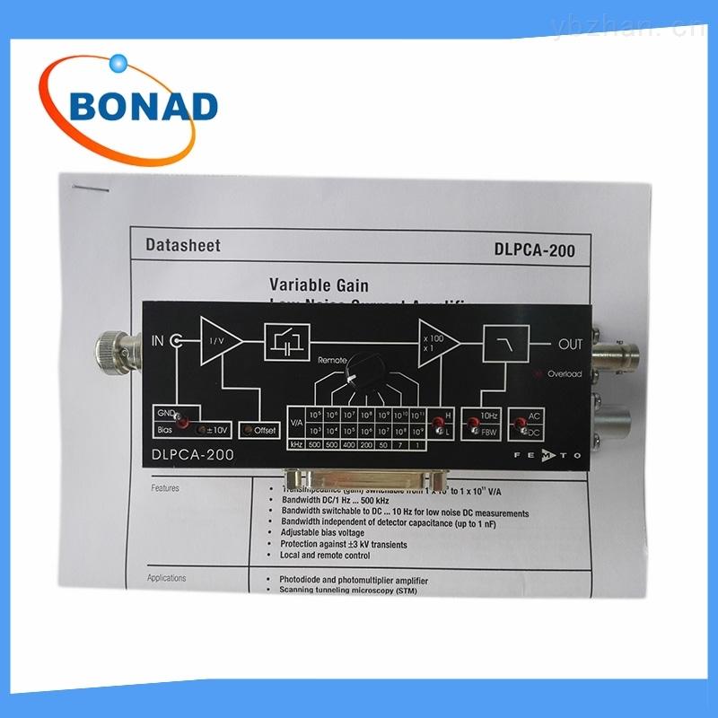 FEMTO电流放大器 锁相 光电探测器