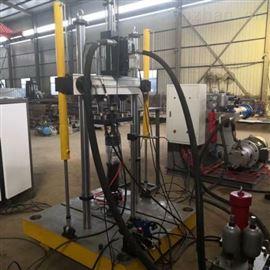 电液伺服减震橡胶垫板疲劳试验机