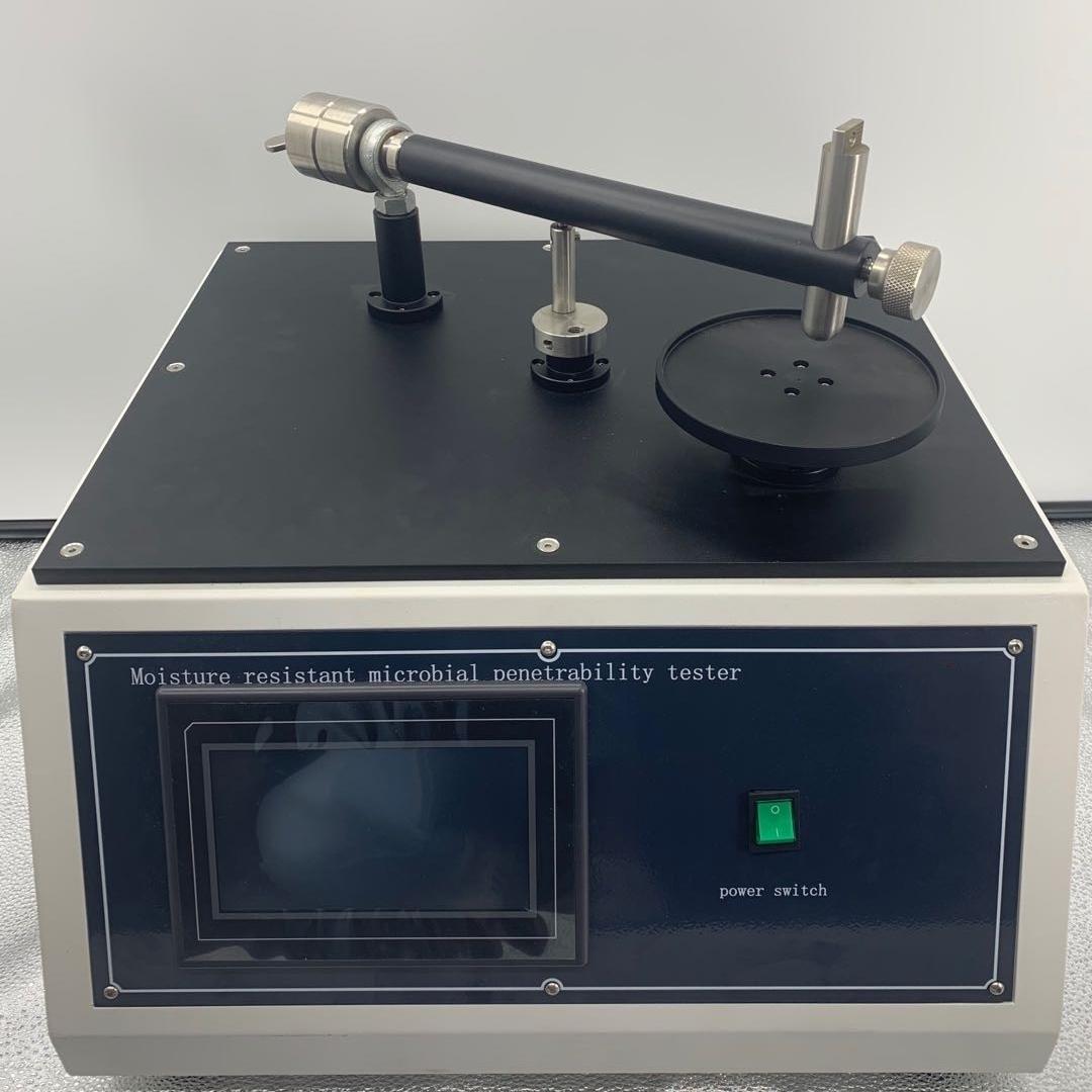 阻湿态微生物穿透测量仪