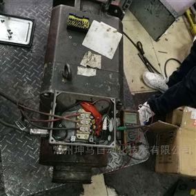 通快激光切割西门子主轴电机维修各种报警