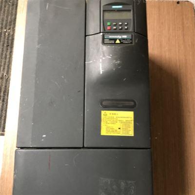 修復解決西門子MM440變頻器上電無顯示面板