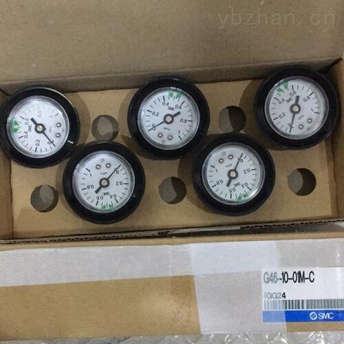 供应SMC真空压力表主要参数